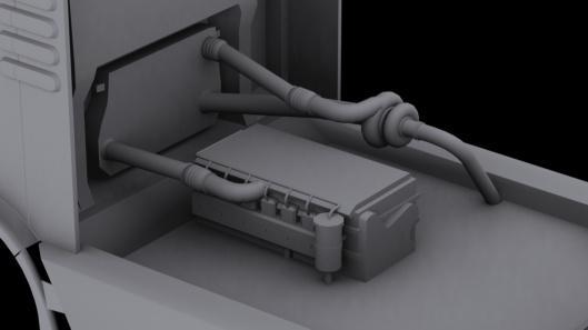 Engine render